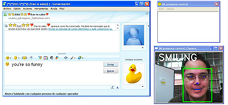 Instant Messaging Presence Control